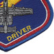 A-10 Hog Driver Patch | Lower Right Quadrant