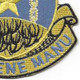 920th Air Base Security Battalion Patch | Lower Right Quadrant