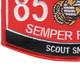 8541 Scout Sniper MOS Patch | Lower Left Quadrant