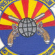 82nd Security Forces Squadron Patch | Center Detail
