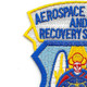 Aerospace Rescue and Recovery Service Patch   Upper Left Quadrant