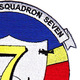 Amphibious Squadron Seven Patch | Upper Right Quadrant