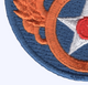 8th Air Force Shoulder Patch | Lower Left Quadrant