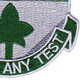 4th Infantry Division Special Troops Battalion Patch | Lower Right Quadrant