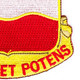 4th Engineer Battalion Patch | Lower Right Quadrant