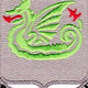 37th Armored Regiment Patch | Center Detail