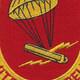 377th Airborne Field Artillery Battalion Patch WWII | Center Detail