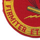 377th Airborne Field Artillery Battalion Patch WWII | Lower Left Quadrant
