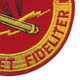 377th Airborne Field Artillery Battalion Patch WWII | Lower Right Quadrant