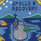 USS Guadalcanal LPH-7 Apollo 9 Recovery Patch | Center Detail