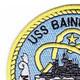 USS Bainbridge CGN-25 Patch | Upper Left Quadrant