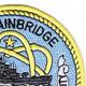 USS Bainbridge CGN-25 Patch | Upper Right Quadrant
