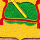 716th Military Police Battalion Patch | Center Detail