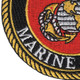United States Marine Corps Small Emblem Patch | Lower Left Quadrant