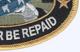 This National Debt Can Never Be Repaid Patch