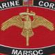 U.S.M.C. MARSOC Patch | Center Detail