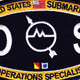 Weapons Specialist Rating Submarine Operations Specialist Patch | Center Detail