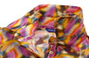 You will be simply brilliant in this gorgeous print tunic! Long sleeves, perfect for the Georg Roth roll featuring a magenta crushed velvet inside the collar stand, front placket and cuff edges. Fingertip length 100% Cotton