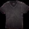 Men's Short Sleeves T-Shirt Color Basalt Grey / Garment Dyed Sizes S - XXL 60% Cotton / 40% Polyester