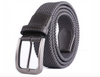 Gray Mist stretch Belt for Jeans or sporty. (Golf)   What size belt should I get? If you pant is size 32 you should get belt size 34 If you pant is size 34 you should get belt size 36 and so on...