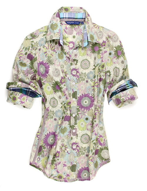 Liberty of London flower print The GRLA way 100% Cotton