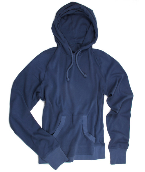 Trending, Trimmer fit (please upsize 1 from your GRLA shirt) Super soft and comfy in a gorgeous Azure blue 100% Pima Cotton