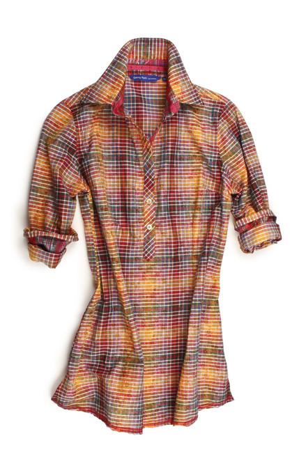 Cheryl B20029-703 Long sleeves Tunic