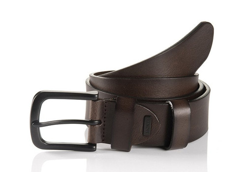 Full leather grain skins Gun metal matt finish buckle Width 40mm Gift bag & box included