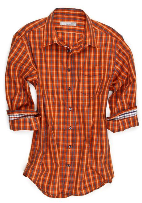 Long Sleeves Men's Shirt 100% Cotton