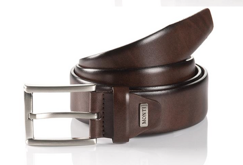 Hand finish  Lining Cow leather Nickel Satin Buckle Width 35mm Sizes 34-44 Gift box and belt bag included