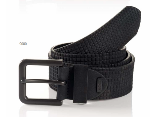 40mm full grain leather embossed matt finished buckle WAIST SIZE Inch 32 – 44 COLOUR Black What size belt should I get? If you pant is size 32 you should get belt size 34 If you pant is size 34 you should get belt size 36 and so on...