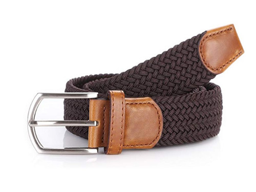 Winston Sport 082000-8014 Espresso Stretch Belt
