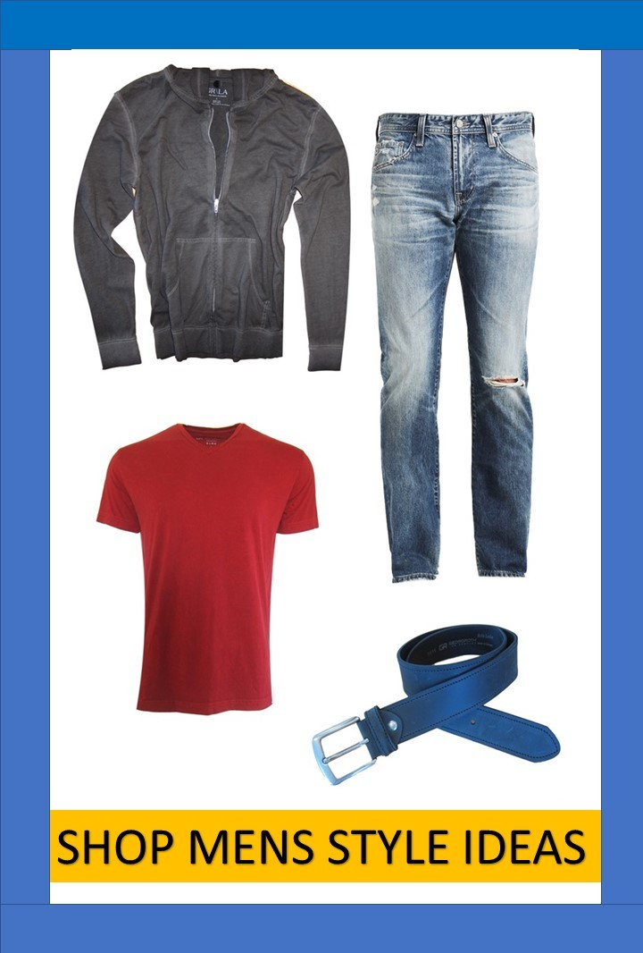 STYLE IDEAS - MENS