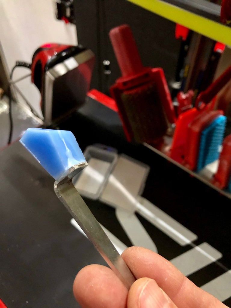 Wax Application Tool
