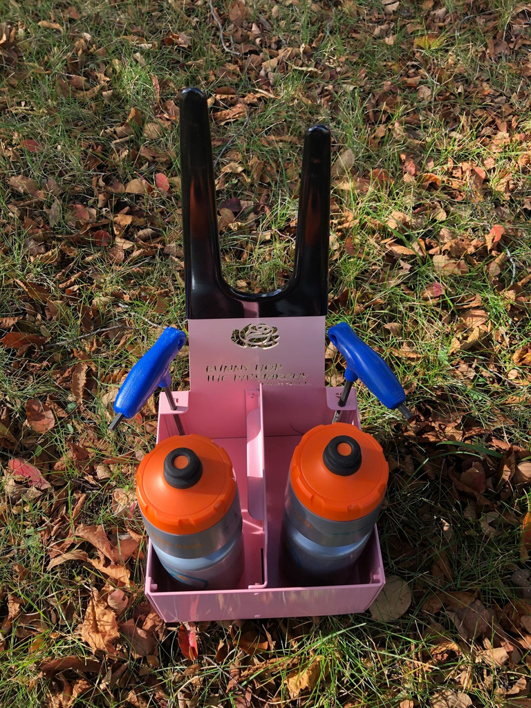 CX Pit Box for races - Keeps your pit bike ready for your cyclocross race with tools and extras ready