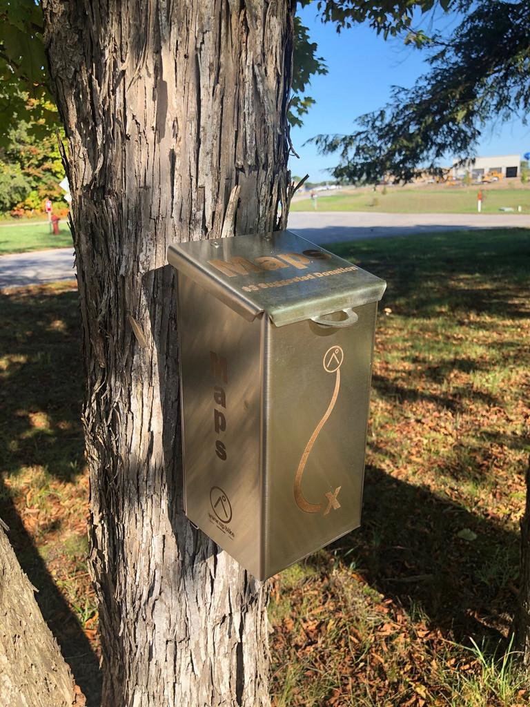 Trail Map Box