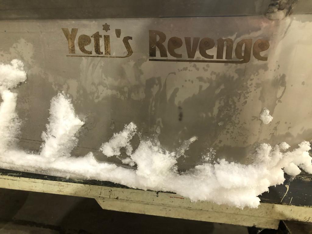 Yeti's Revenge