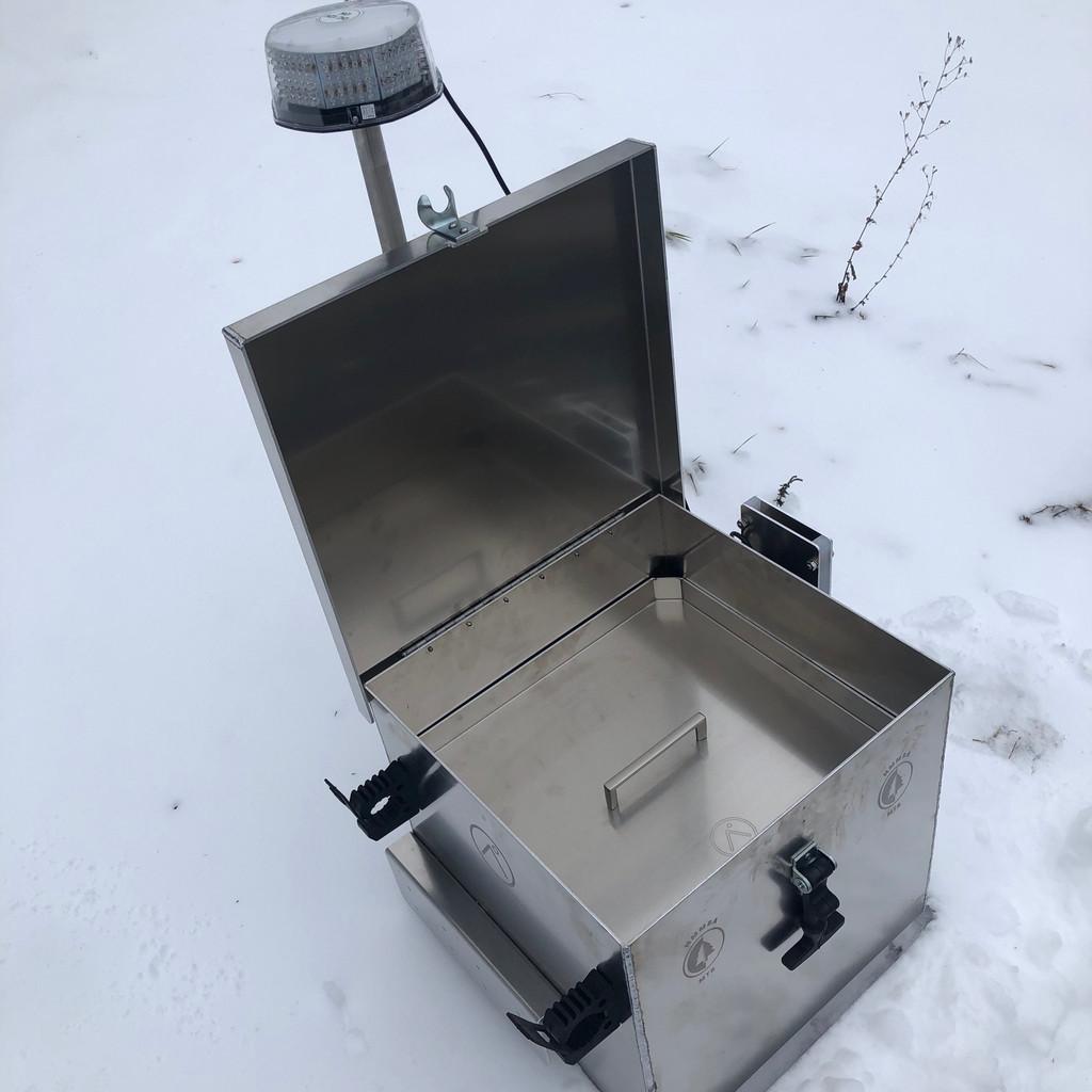 Yukon Groomer Box