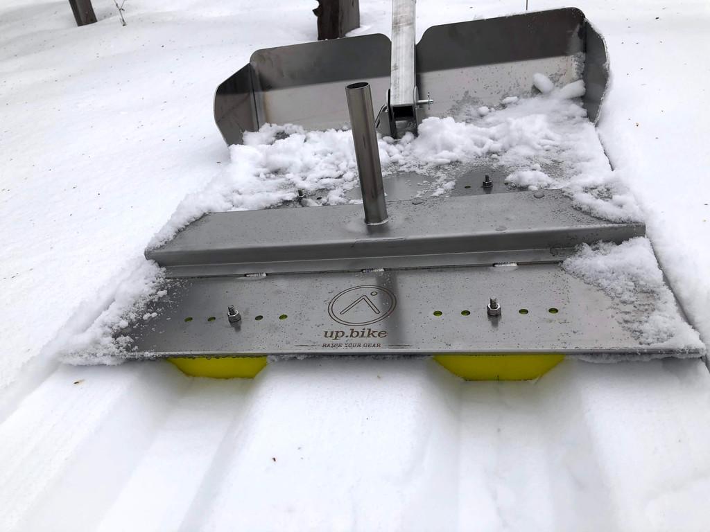 Setting Classic Ski Tracks