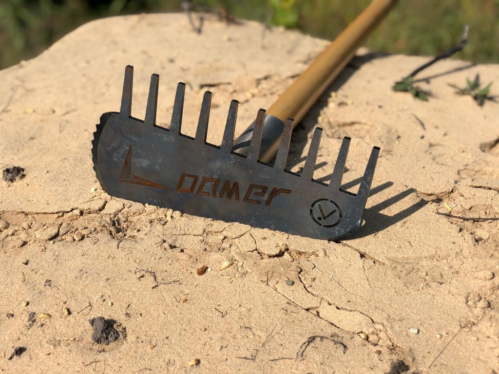 Loamer 1 -  MTB Trail Rake