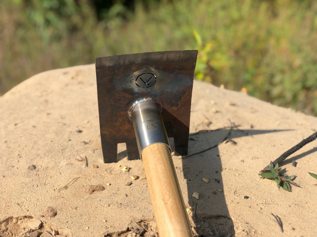 high performance trail building tool
