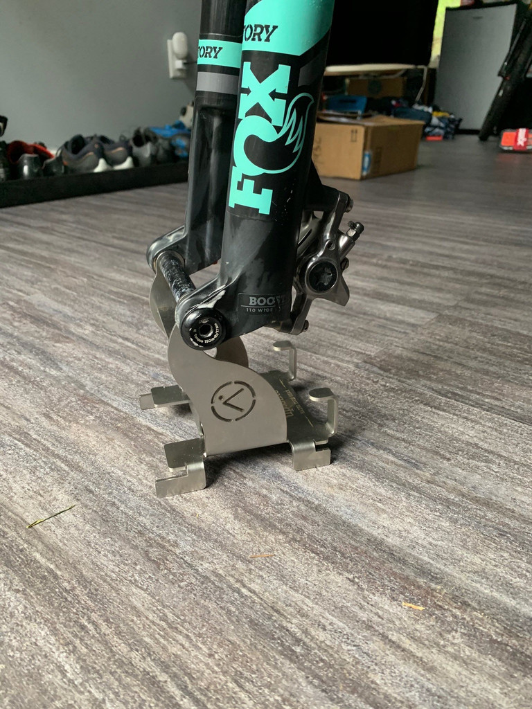 Maxle 100mm Forkmount