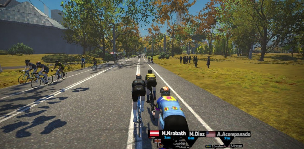 Does Zwift Make You Soft?  Maybe, maybe not