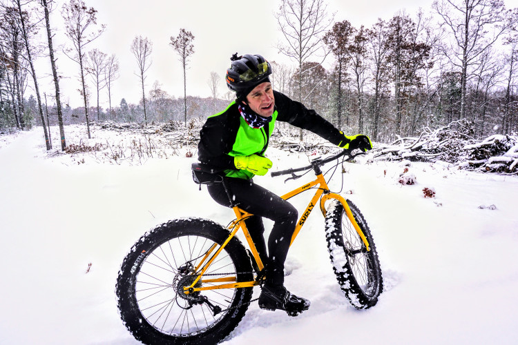 New To Fat Biking? Make Your First Rides Better With This Checklist.