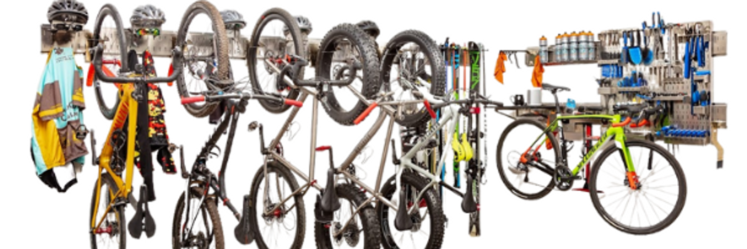Our Bike Storage Solutions for the Garage