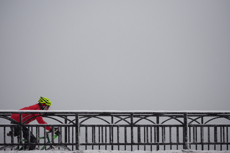 Getting Your Bike Ready For Cold Weather Riding