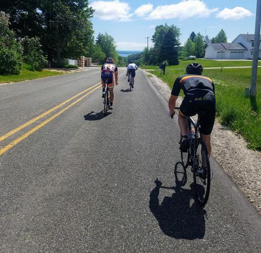 Less Cancer, More Bikes: 100 Miles For Cancer Prevention