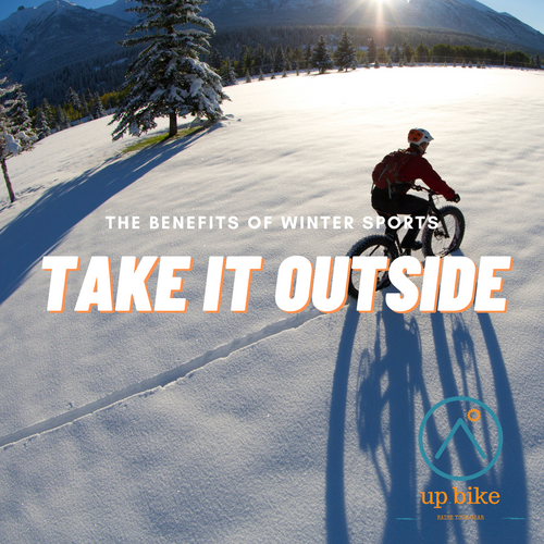 Take It Outside: The Benefits of Winter Sports