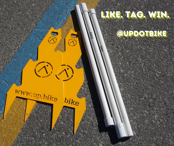 Like. Tag. Win. Kick Off Cyclocross Season With A Set of Portable Barriers!