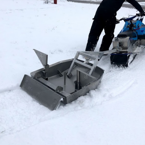 Snow Groomers: It's Time to Order Up!